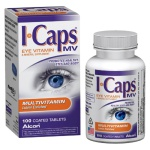 I-Caps Multi-Vitamin Tab 100s
