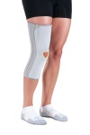 Knee Support Med Open