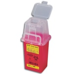 Container Sharps 1.5qt