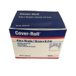 Gauze Adhesive CoverRoll 4in