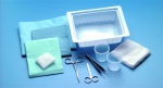 Suturing Tray w/Instruments