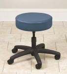 Stool Pneumatic Slate Blue