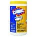 Clorox Wipes Lemon Scent 35s