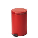 Trash Can Red-Round 20qt