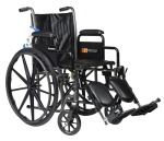 Wheelchair 18in RDA w/ELR