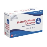 Butterfly Closure MED 100s