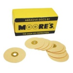 Moore Brass Cuttle Medium Disc