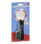 Magnifier, Lighted 3X