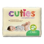 Diaper Cuties Sz 2 168s