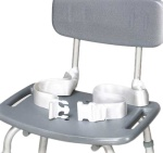 Belt Shower/Commode Chair