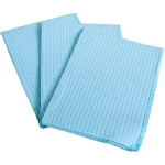 Towel 2ply TP Blue 13x18
